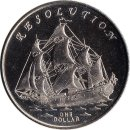 Gilbert Islands 1 Dollar 2014 Resolution